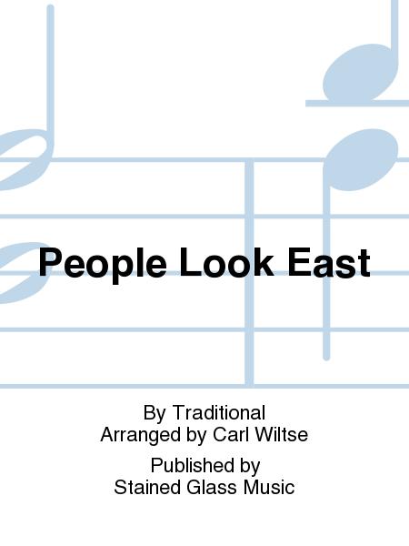 People Look East