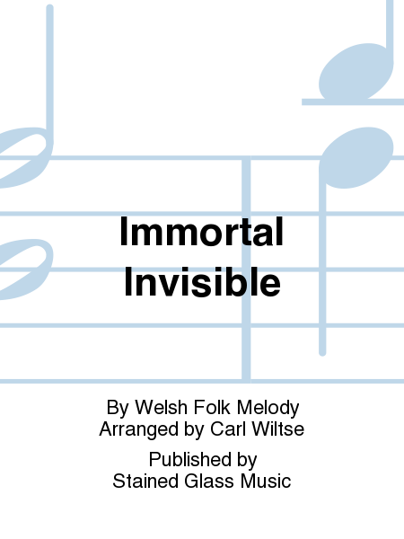 Immortal Invisible