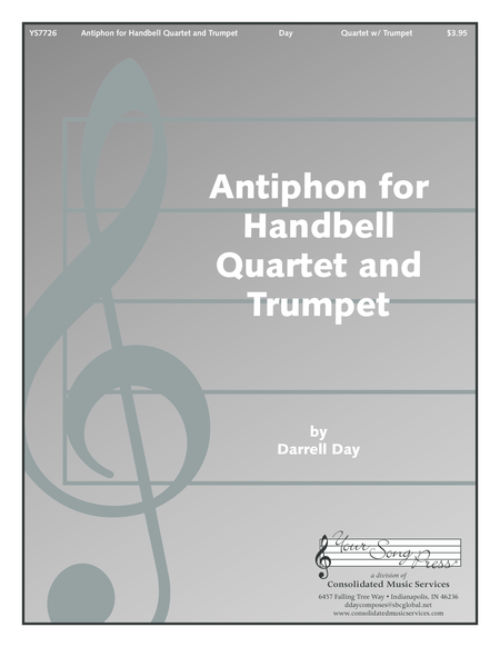 Antiphon for Handbell Quartet and Trumpet