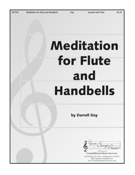 Meditation for Flute and Handbells