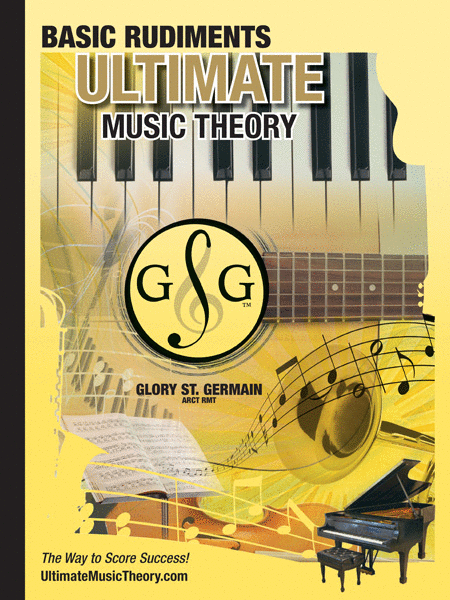 Ultimate Music Theory Basic Rudiments Workbook