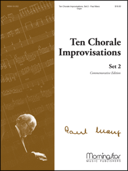 Ten Chorale Improvisations, Set 2