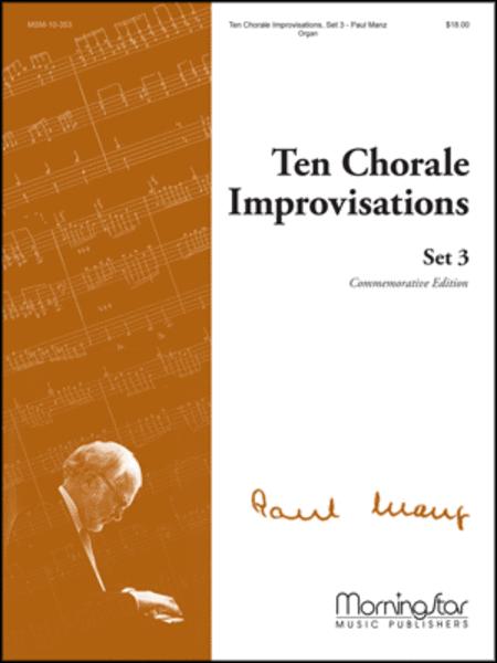 Ten Chorale Improvisations, Set 3