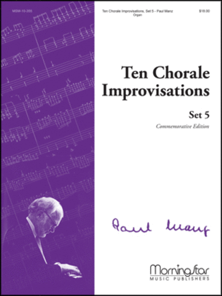 Ten Chorale Improvisations, Set 5