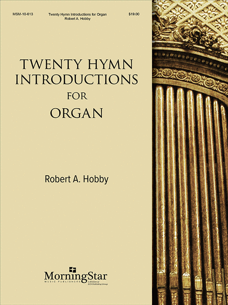 Twenty Hymn Introductions for Organ
