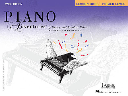 Piano Adventures Primer Level - Lesson Book (Original Edition)