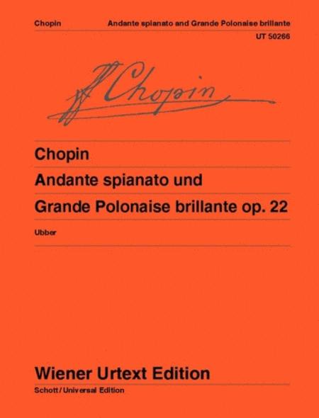 Andante Spianato And Grande Polonaise Brillante