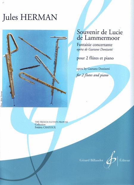 Souvenir De Lucie De Lammermoor