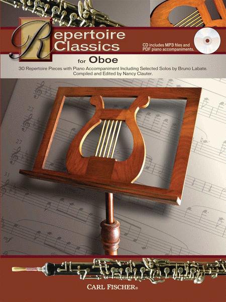 Repertoire Classics for Oboe