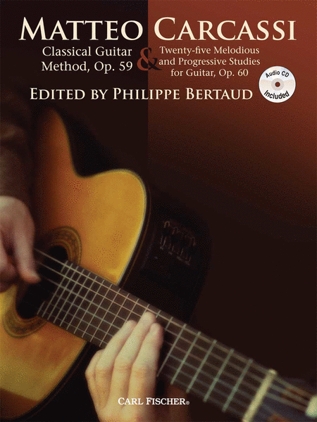 Classical Guitar Method, Op. 59 & Twenty-Five Melodious and Progressive Studies