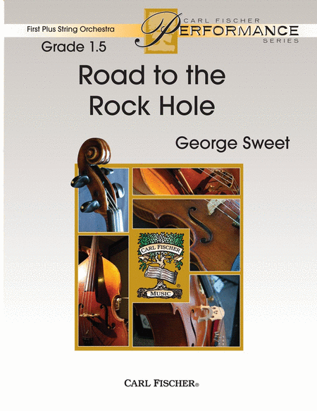 Road to the Rock Hole