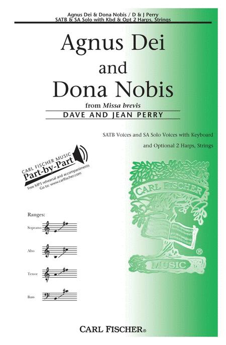 Agnus Dei and Dona Nobis