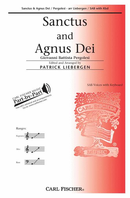 Sanctus and Agnus Dei