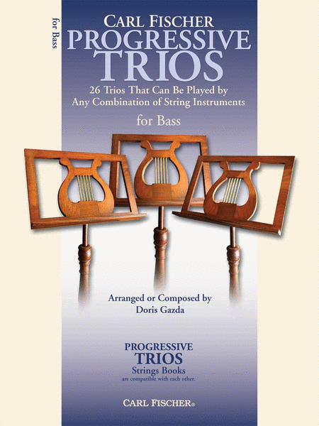 Progressive Trios for Strings