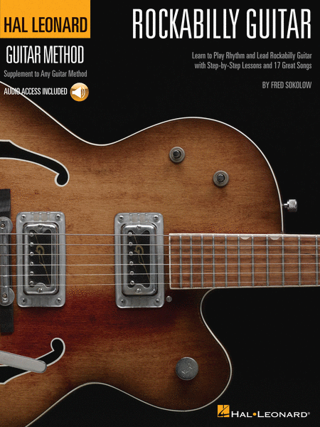 Hal Leonard Rockabilly Guitar Method