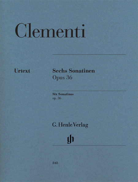 6 Sonatinas, Op. 36