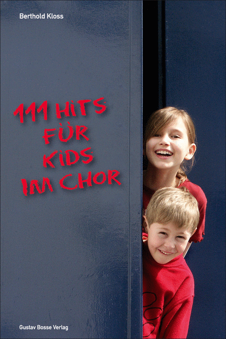 111 Hits fur Kids im Chor