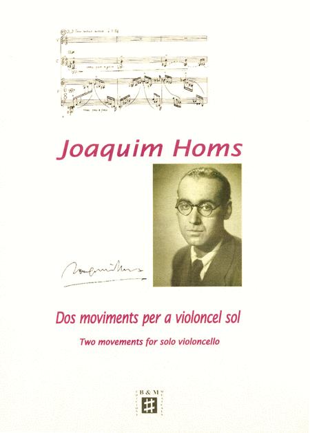 Dos moviments per a violoncel
