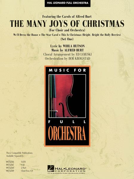 The Many Joys of Christmas (Set One)