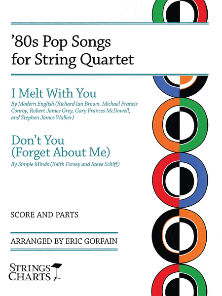'80s Pop Songs for String Quartet