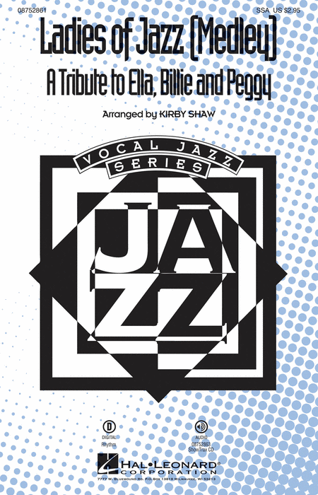 Ladies of Jazz - ShowTrax CD