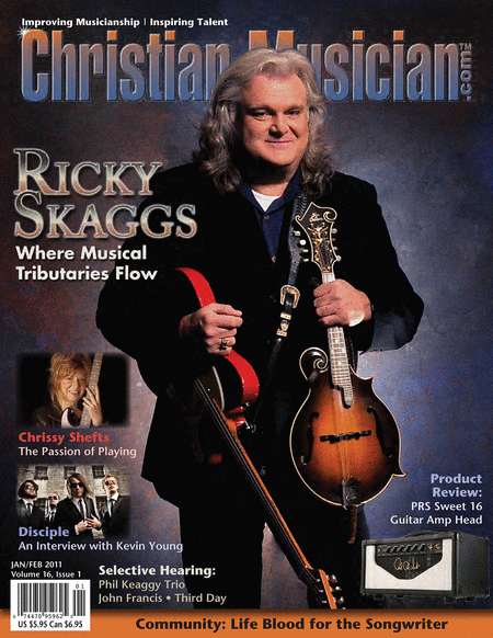 Christian Musician Magazine - Jan/Feb 2011