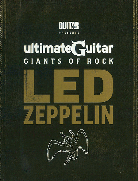 Guitar World -- Ultimate Guitar Giants of Rock -- Led Zeppelin