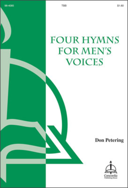 Four Hymns for Men's Voices