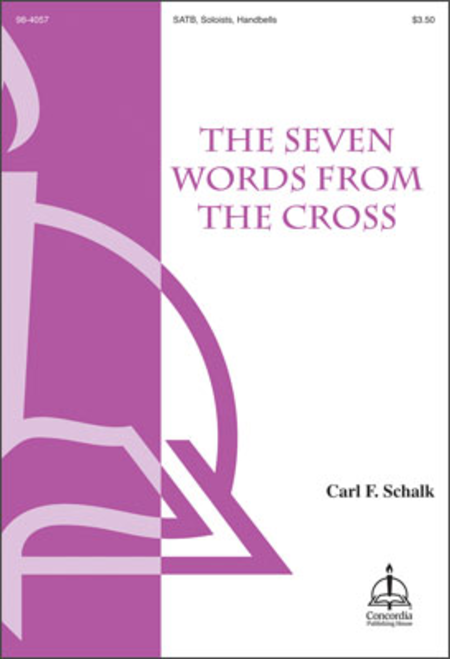 The Seven Words from the Cross