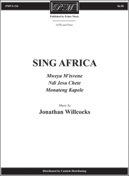Sing Africa
