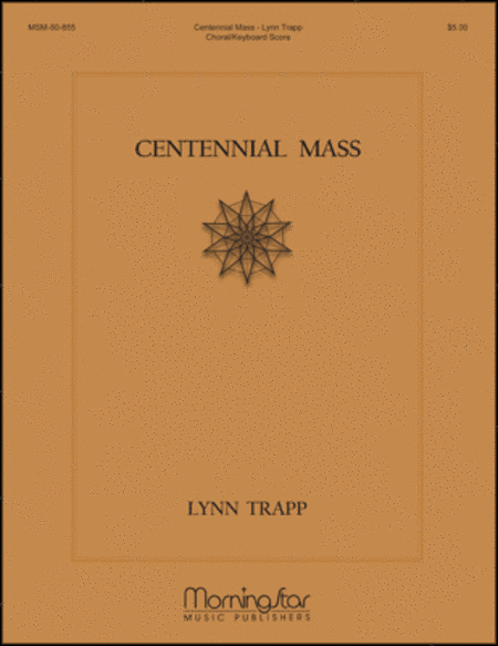 Centennial Mass/ Morningstar Mass (CD Recording)