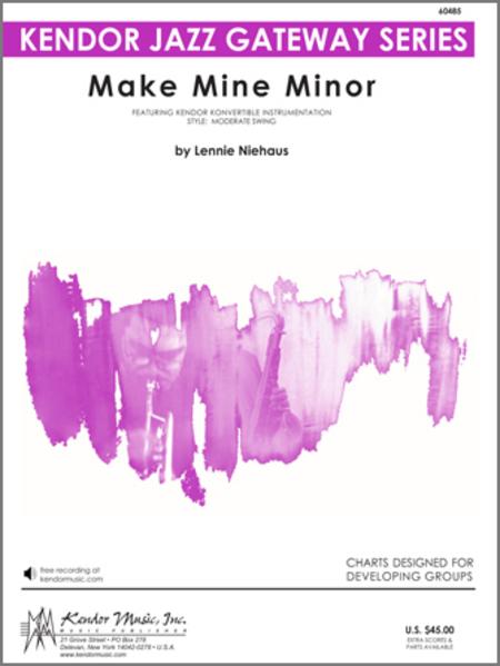 Make Mine Minor