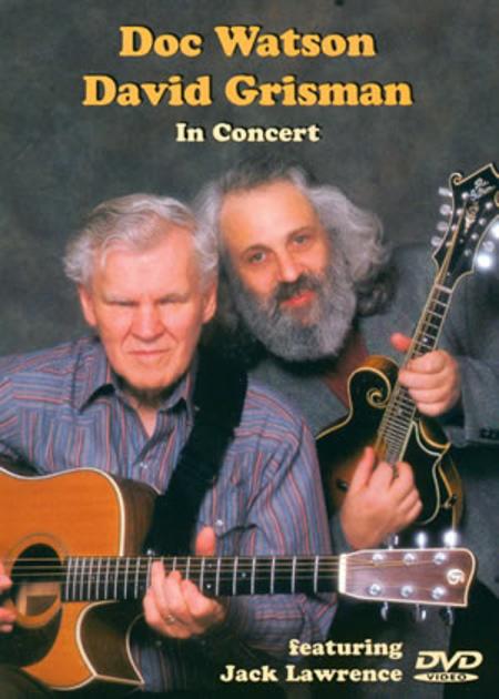 Doc Watson - David Grisman in Concert