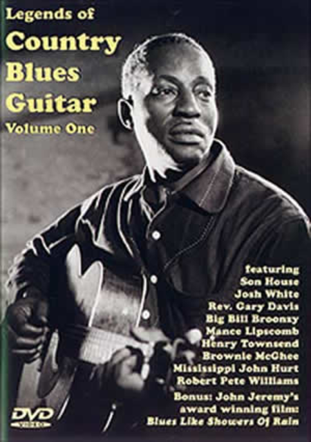 Legends of Country Blues Guitar Volume 1