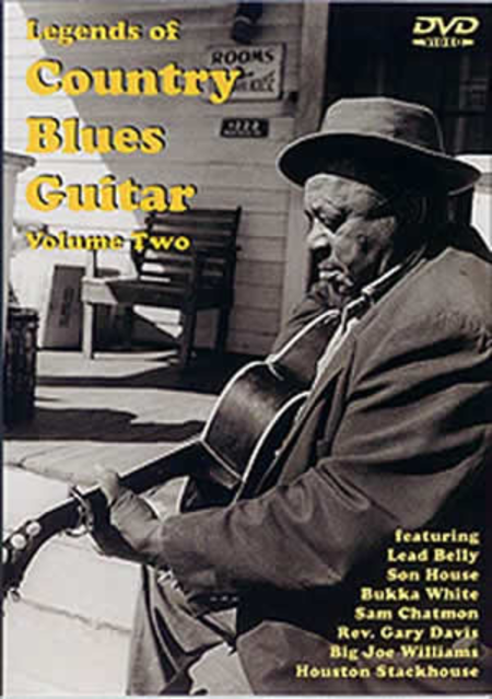 Legends of Country Blues Guitar Volume 2