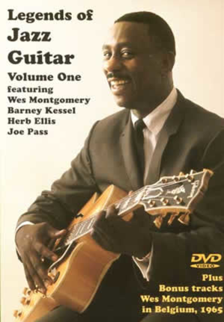 Legends of Jazz Guitar Volume 1