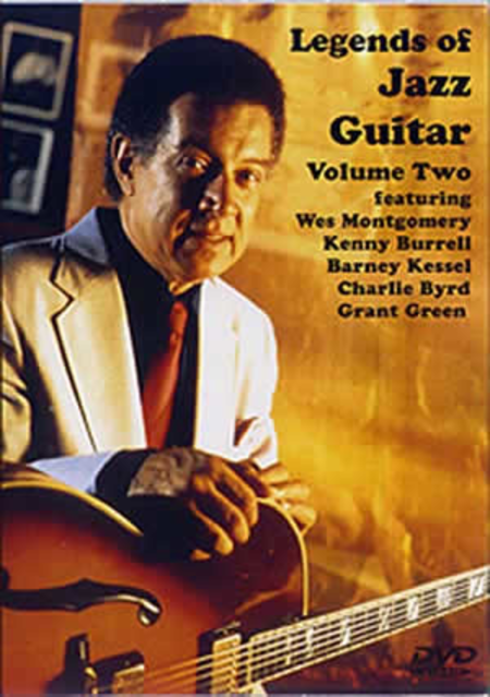 Legends of Jazz Guitar Volume 2