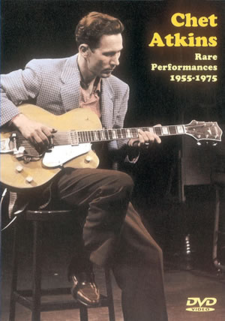 Chet Atkins Rare Performances 1955-1975