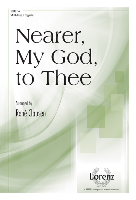 Nearer, My God, to Thee