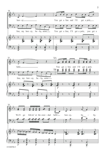 The Crawdad Song