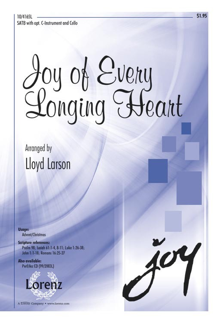 Joy of Every Longing Heart