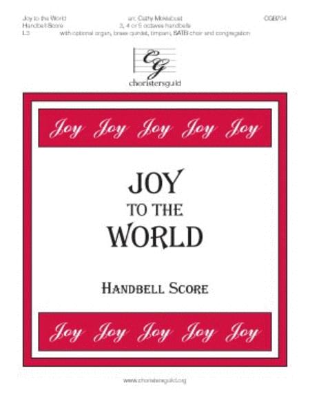 Joy to the World - Handbell Score