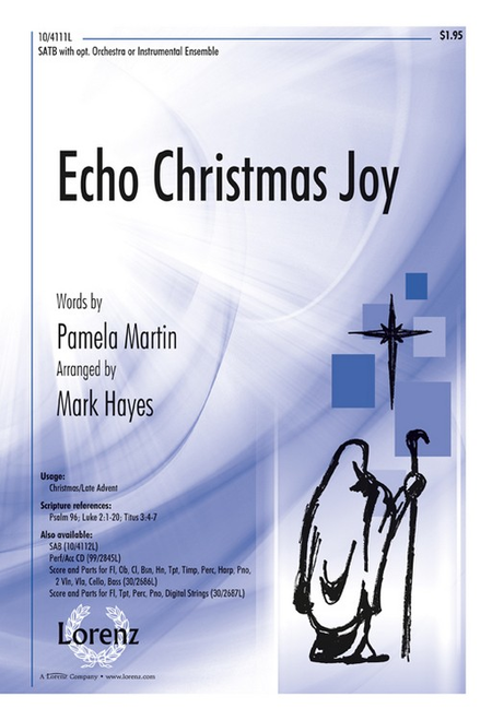 Echo Christmas Joy