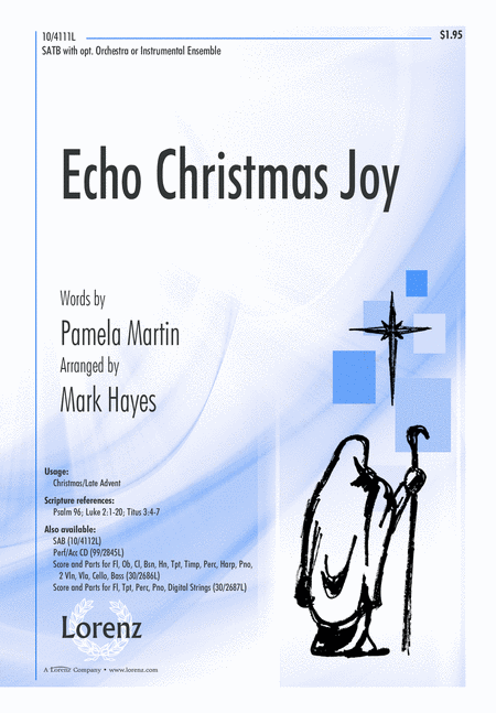 Echo Christmas Joy