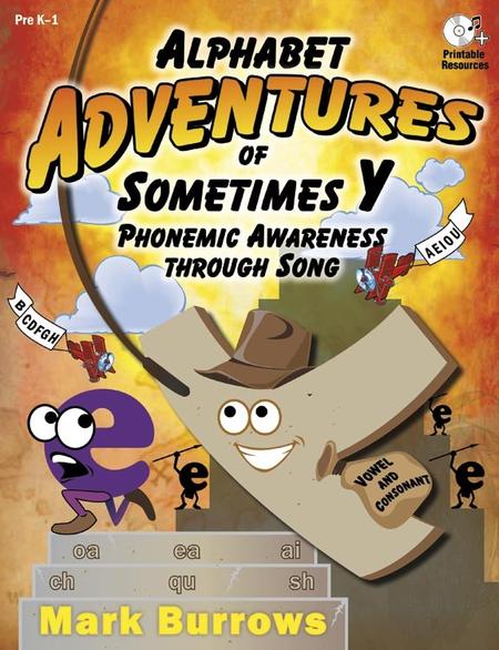 Alphabet Adventures of Sometimes Y