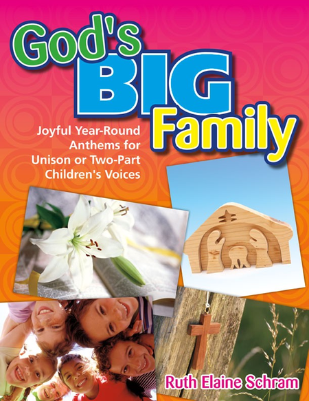God's Big Family - Songbook only