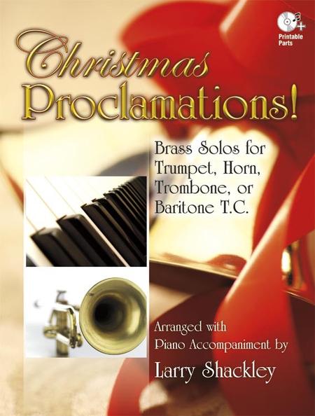 Christmas Proclamations!