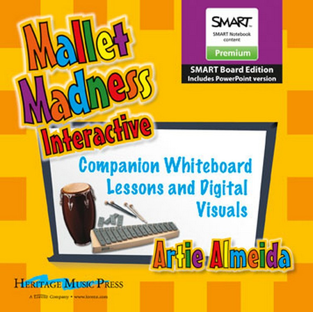 Mallet Madness Interactive - SMART Edition with PowerPoint