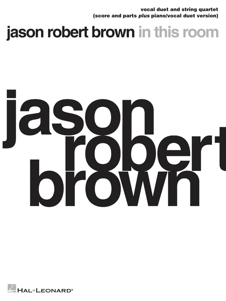 Jason Robert Brown - In This Room