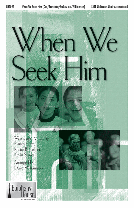 When We Seek Him